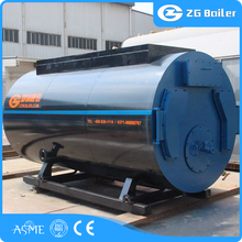 Steam output gas fuel boiler industrial boiler manufacturers in South Korea