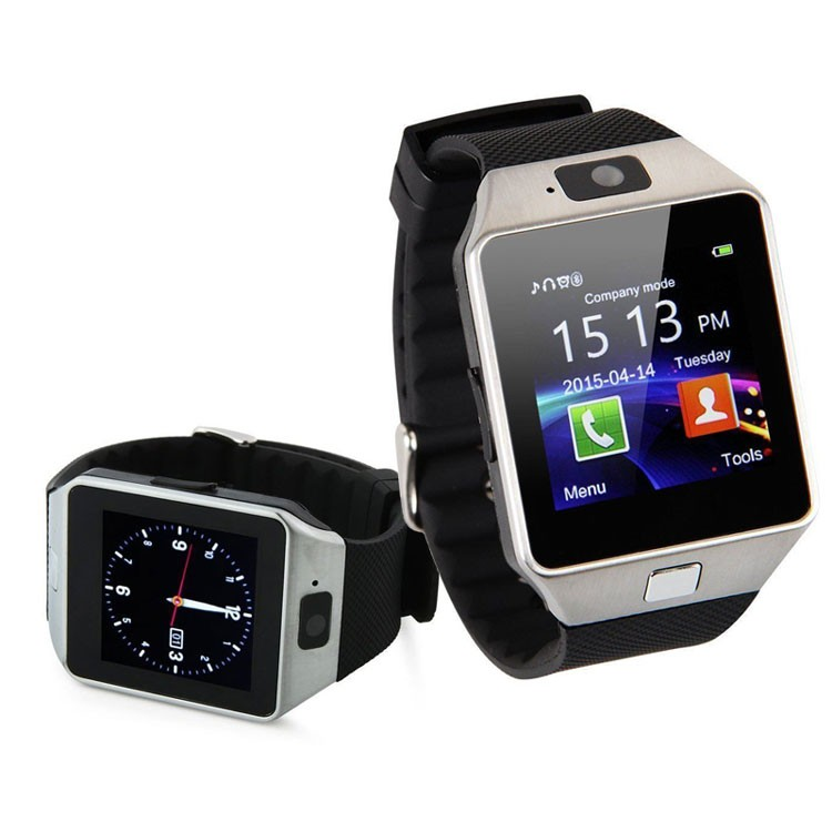 Gelbert Bluetooth Smart Wrist Watch for iOS Android
