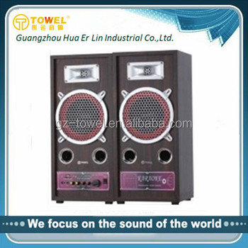 New product Professional Bluetooth Large Outdoor Speakers Professional Speaker