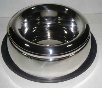 Anti spill anti skid dog bowl