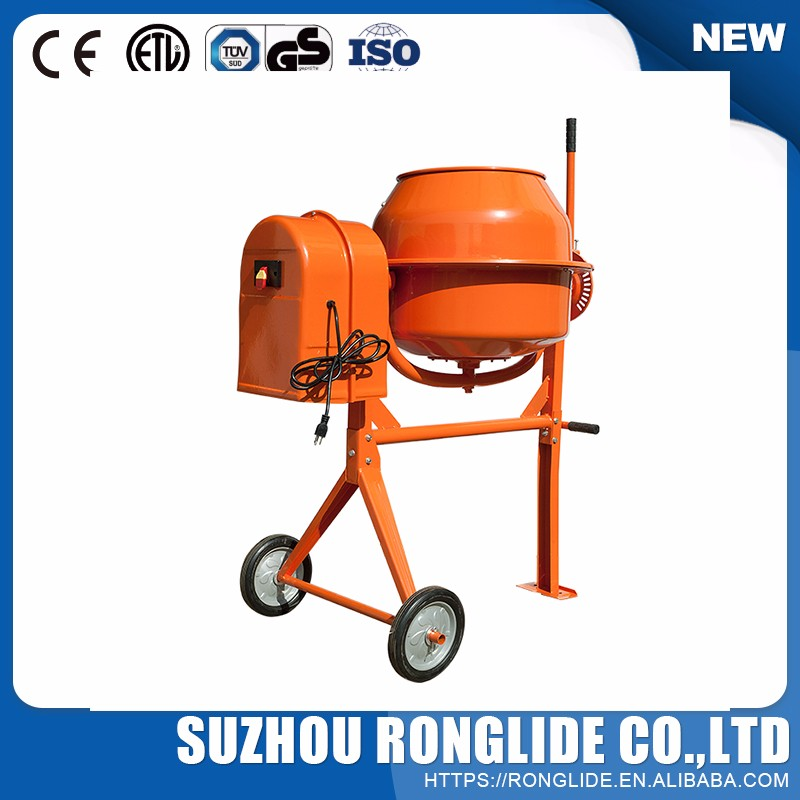Self Loading Cement Low Price Stainless Steel Concrete Mixer