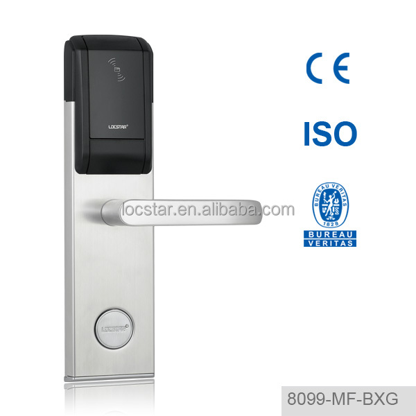 LS8099 Locstar Rfid Hotel Card Swipe Door Lock