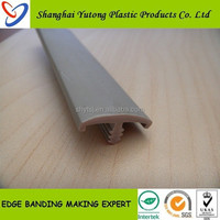 PLASTIC T PROFILE FOR TABLE CORNER PROTECTION