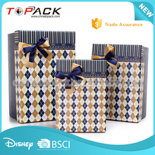 Top fashion good quality cosmetic gift paper packaging box