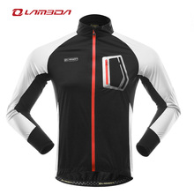 Unisex windproof and waterproof cool cycling jacket sports jersey