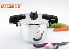 stainless steel hot sale commercial pressure cooker 4L 22cm