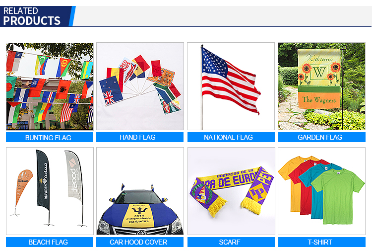 UK union hand flags in Paper, PE, Polyester