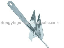 boat part stainless steel delfts anchor