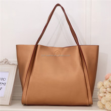 Apricot Color Used and Simple Drop Shipping J.M.D Leather Women Hand Bag #3149W