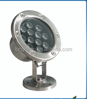 Factory Price ip68 ring dmx led fountain light rgb led underwater light