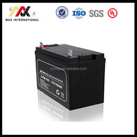 Sealed Lead-Acid Storage Battery for Car