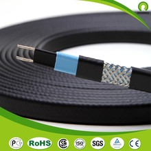 European market hot sale self regulation snow melting heat tracing cable can be use in hazardous area