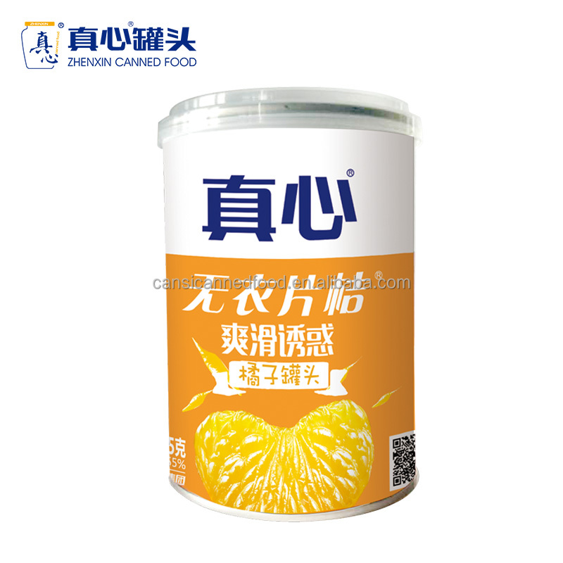 425g / 880g / <strong>A10</strong> Canned Peel Mandarin Orange Segments in Light Syrup