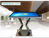 42 Inch Waterproof Multi Touch Points LED Interactive touch Screen Table