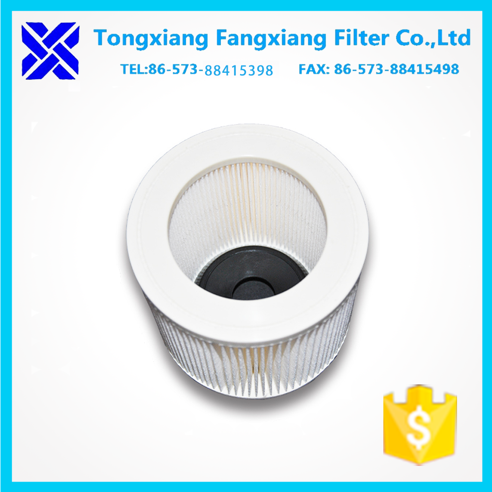Air purifier Hepa Filter/ H10 and H13 air filter cartridge