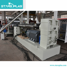 Water hdpe pipe drainage sheet making machine extrusion line