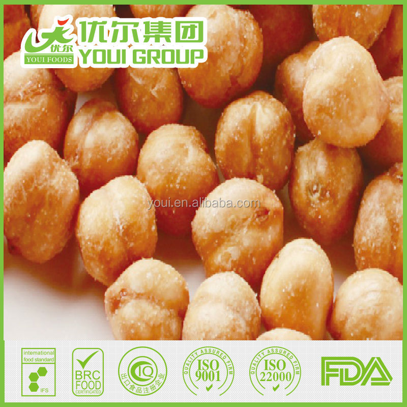 Wholesale Salted Flavor Chickpeas
