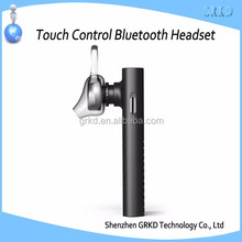 2015 bluetooth headset with touch button