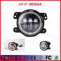 "LOYO 4 inch 4"" EMC led drl fog light for jeep, 6500k-7000k 30W led fog light"