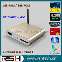 android quad core tv box google chromecast hdmi streaming media player download free av movies hd media player support OEM/ODM