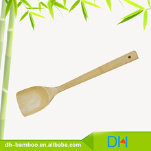 Eco-friendly kitchen utensils bamboo spatula for cooking