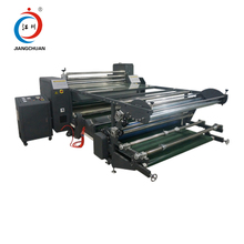 multifunctional fabric roll to roll heat transfer press machine roller Calander sublimation printing machine