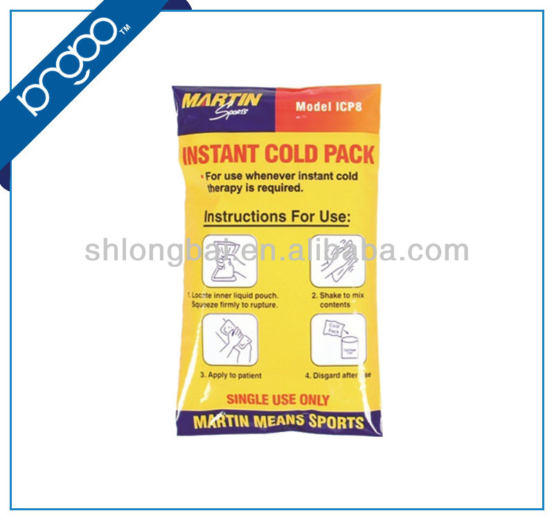 Portable Instant Cold Pack