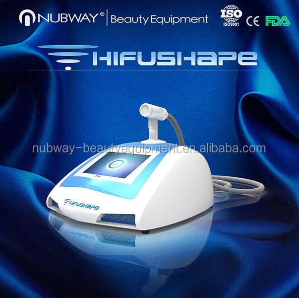 2015 ultrashape syneron fat reduction weight loss slimming hifu for body shaping machine