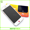 Wholsale diamond home button sticker for iphone 5
