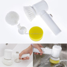 As Seen On TV Bathtub Electric Bath Kitchen Cleaning Brush Household 5 in 1 Magic Brush