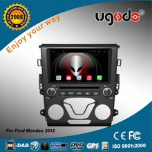 ugode high quality android 4.4.2 car dvd player for FORD MONDEO with WiFi gps MIC built-in