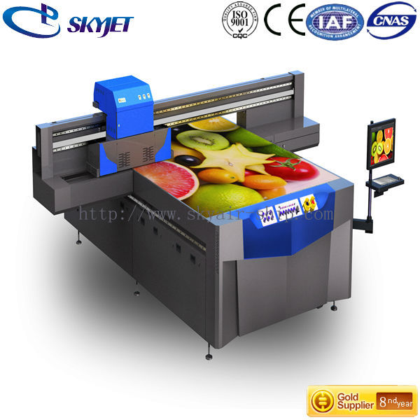 hot sale digital flatbed foil printer /inkjet printer