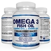 Non-GMO NSF-Certified GMP oem omega 3-6-9 fatty acids DHA EPA triple strength burpless ocean wild halal fish oil softgel