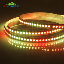 Addressable Ws2813 Led Strip, 5V 5050 Ws2813 Addressable Rgb Led Strip,144 Led Pixel Strip