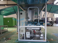 ZJA Series Two Stage Vacuum Transformer Oil Filtration Machinery ( Most Reliable Factory Sales Directly )