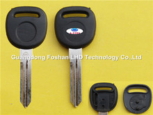 Remote Chevy car transponder key shell for Chevrolet Aveo