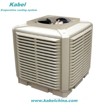 thermoelectric evaporative air cooler for factory
