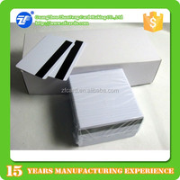 cheap bulk blank magnetic rfid cards price
