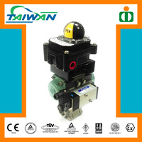 Taiwan co2 fire extinguisher valve, automatic balancing valve, cast iron water valve cover