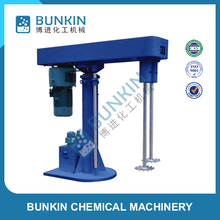 Factory Price Double Shaft High Speed Disperser/Mixer For Paint,Dyestuff,Pigment,Glue,Ink