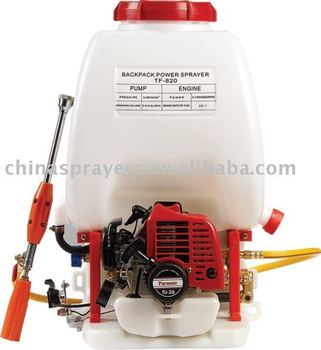 Knapsack gasoline engine power Sprayer TF-820