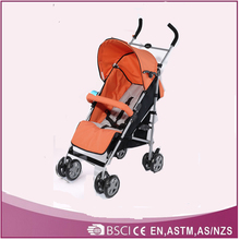 2017 New Design One Hand Open and Folding Baby Buggy Comfortable And Fashion Aluminum Alloy Mini