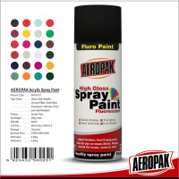 AEROPAK Spray Paint