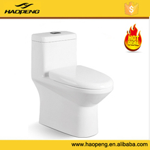 A-3125 New arrival popular item ,siphonic one piece toilet , toto sanitary ware product
