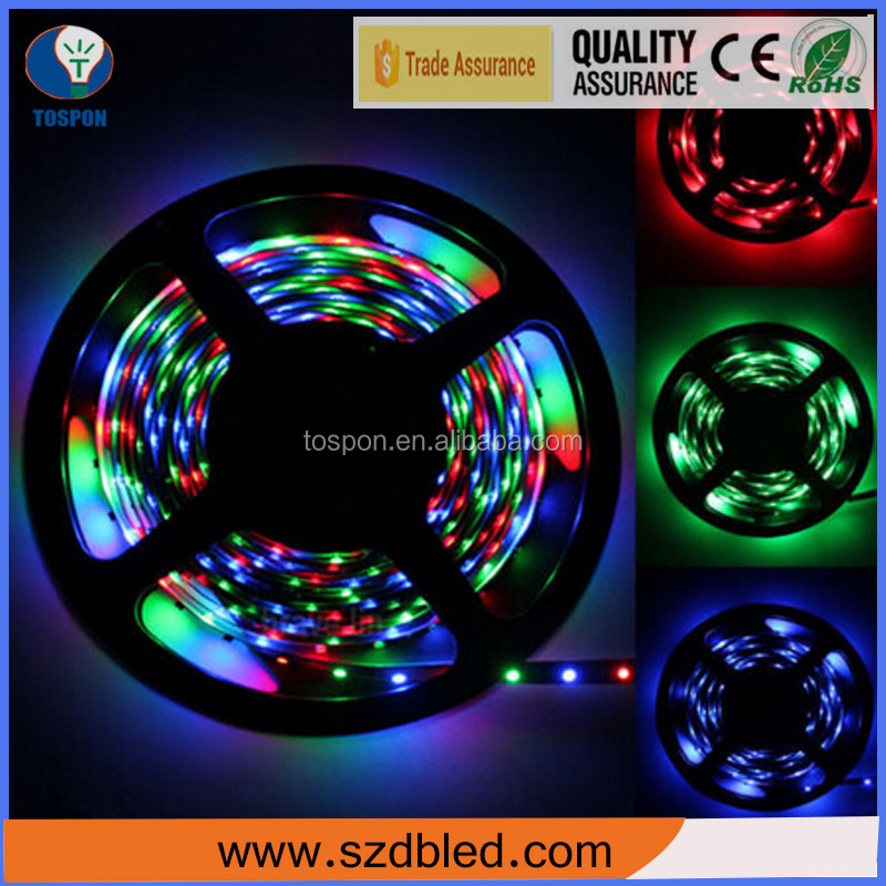 High quality IP65 black light uv strip led, 12V 5050 LED strip light