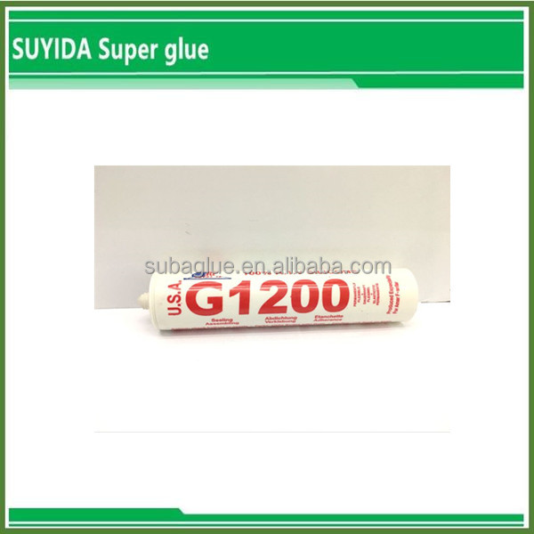 hot Sales ! urehtane auto glass sealant pu auto windshield silicone structural glazing sealant