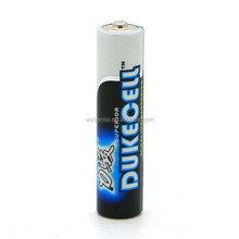 No harm to the environment size aaa 1.5v am4 alkaline dry battery