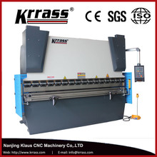 IN STOCK krrass CNC bending machine with Delem DA41 CNC System,beading machine sheet metal bending machinery