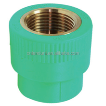 pipe fitting ppr adaptor FT for cold hot water