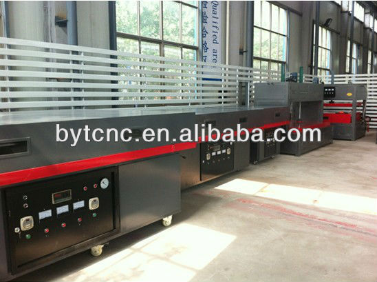 Thermoforming machine to 3D letters,vacuum former